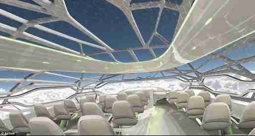 new and innovative ways of aircraft structures