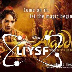 Aladdin Theatre Show