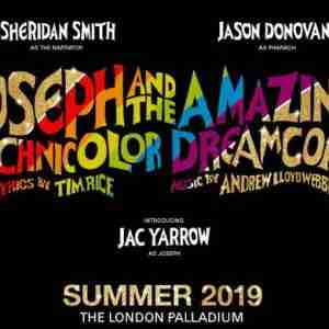 Joseph and the Amazing Technicolor Dreamcoat Show