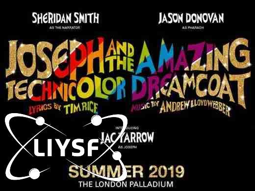 Joseph and the Amazing Technicolor Dreamcoat Show