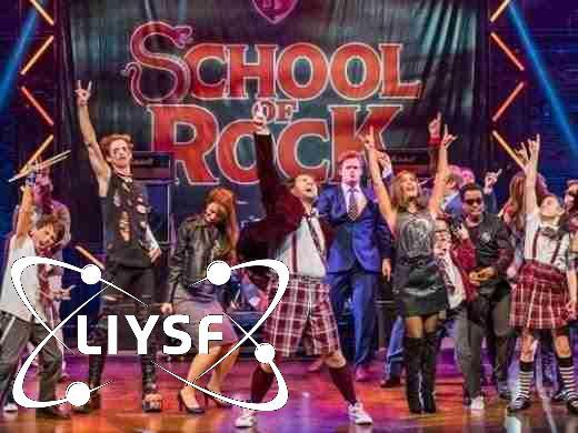 School of Rock Show